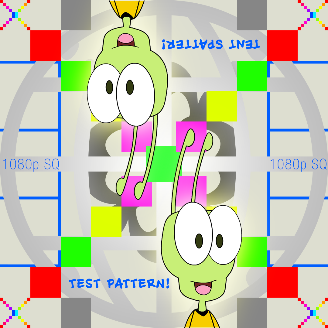 Webcomic Emma And The Alien Test Pattern